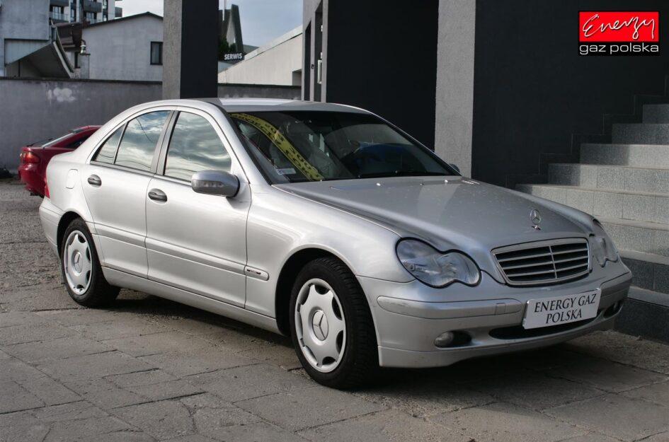 Mercedes W203 2.0 163 2000R LPG