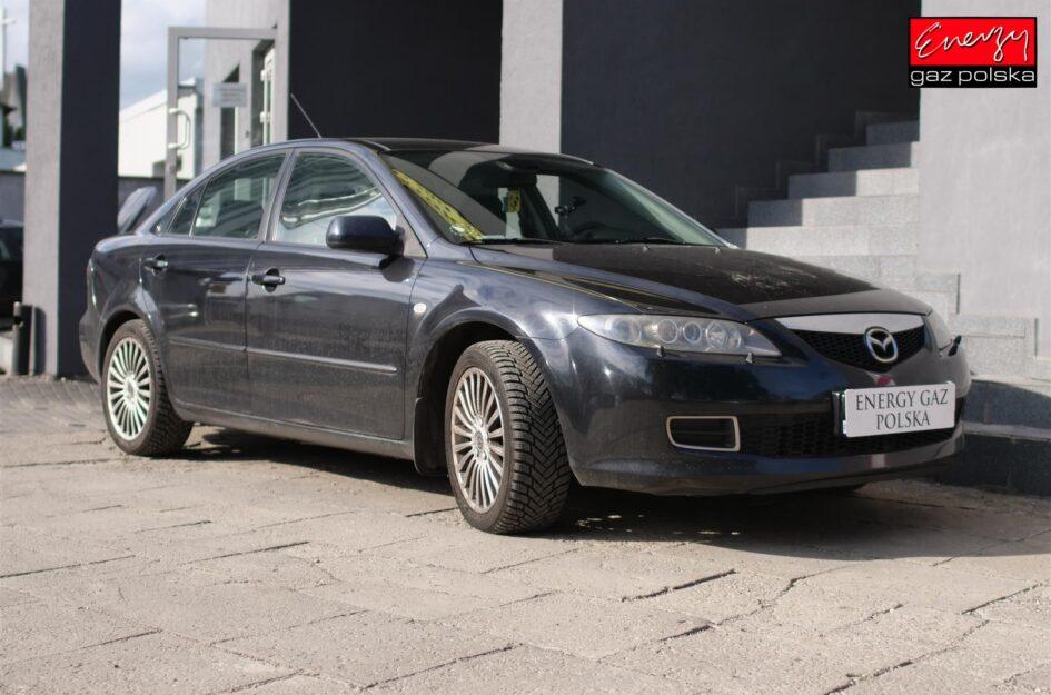 Mazda 6 2.0 147KM 2005R LPG