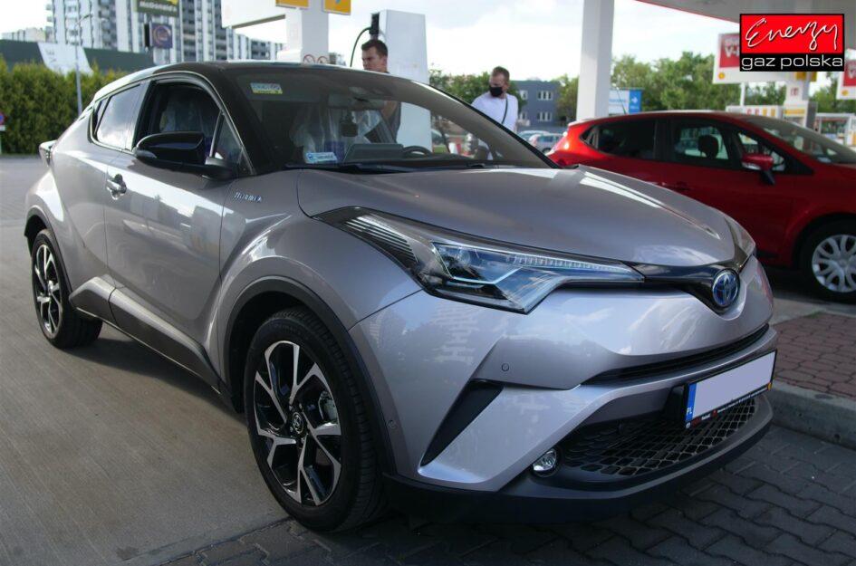 Toyota CH-R 1.8 122KM 2019R BRC LPG