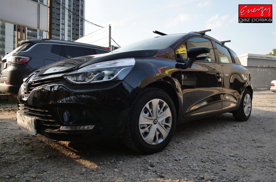 Renault Clio 1.2 75KM 2017R LPG