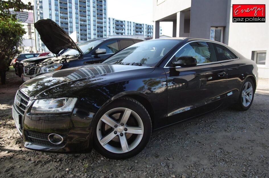 Audi A5 1.8 160KM 2010R LPG
