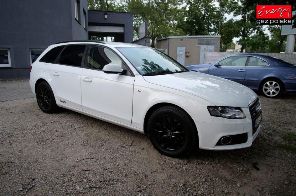 Audi A4 1.8 160KM 2010R LPG