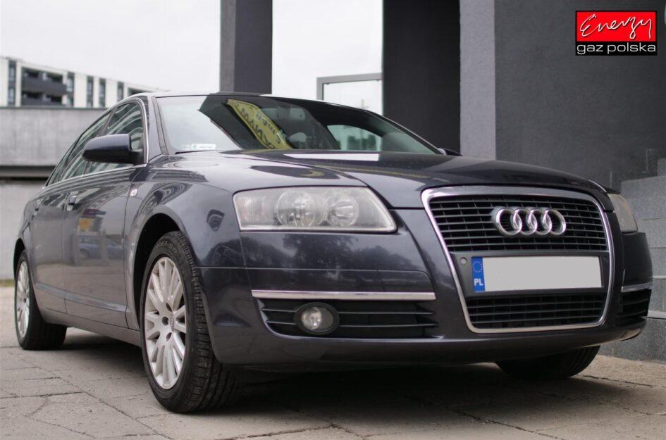 Audi A6 2.0 170KM 2006R LPG