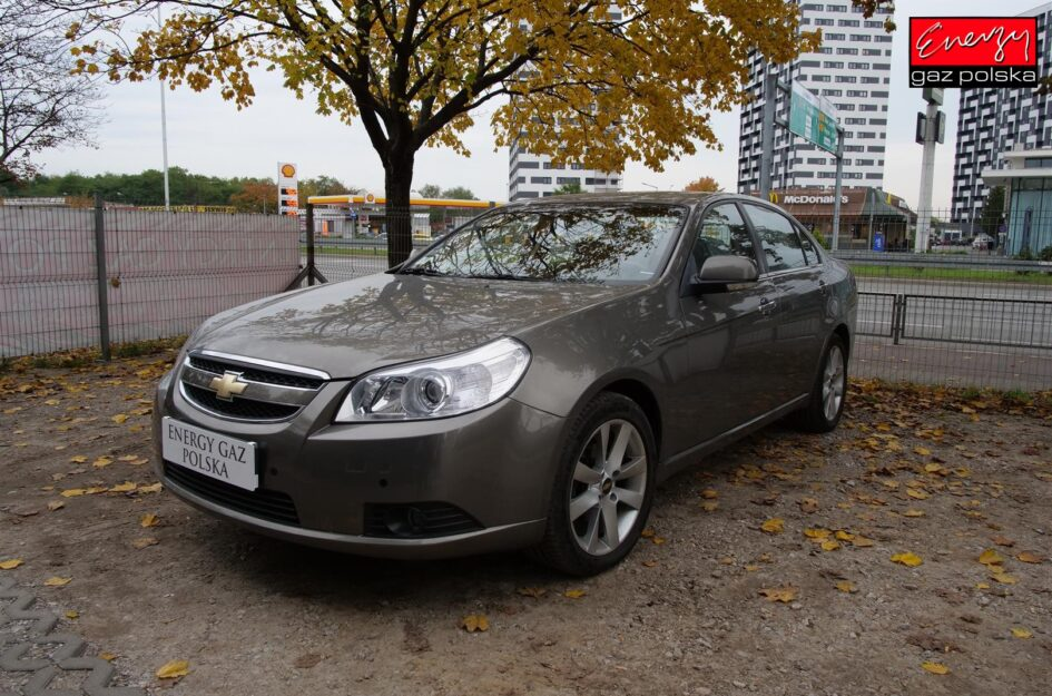 Chevrolet Epica 2.5 156KM 2010R LPG