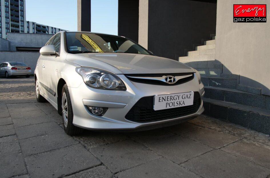 Hyundai i30 1.4L 109KM 2011R LPG