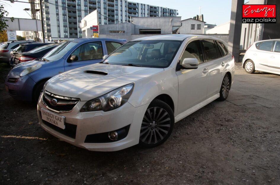 Subaru Legacy 2.5T 265KM 2010R LPG