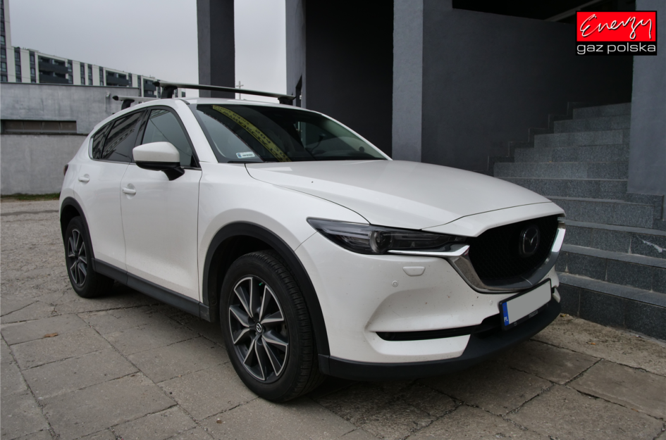 Mazda CX5 2.5 192KM 2018R LPG