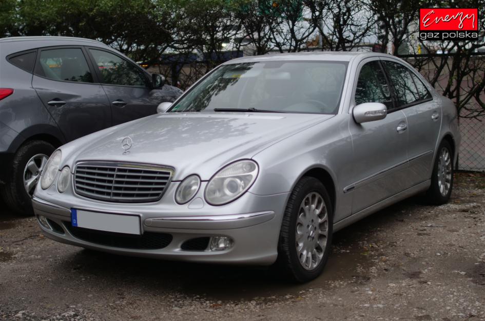 Mercedes W211 5.0 306KM 2002R LPG