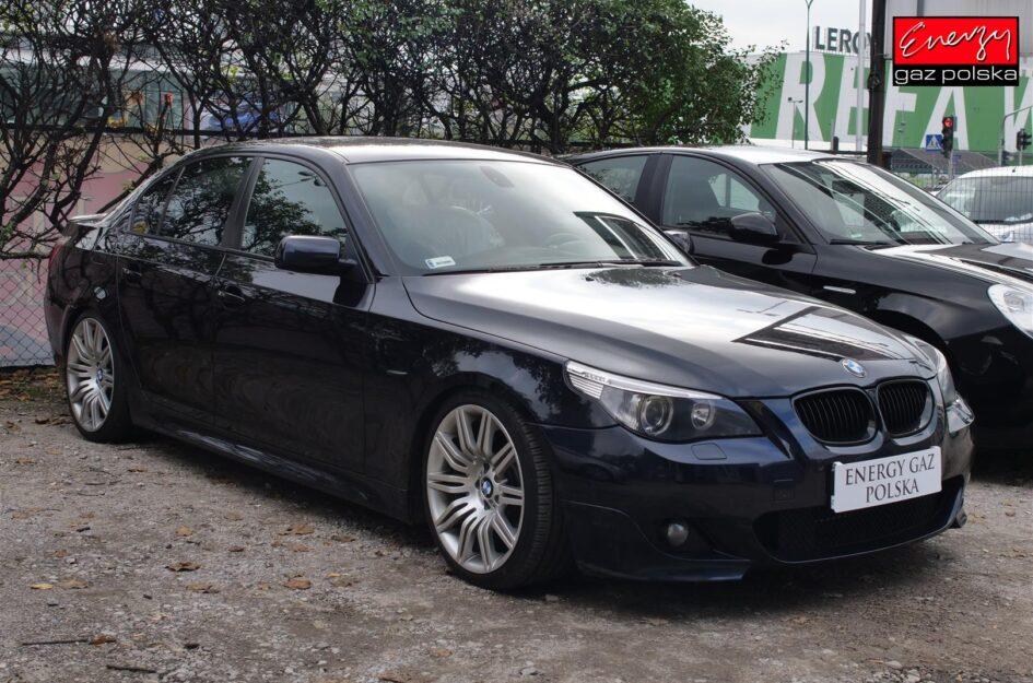 BMW E60 3.0 258KM 2006R LPG