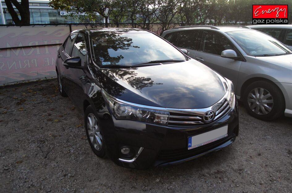 Toyota Corolla 1.6 132KM 2013R LPG