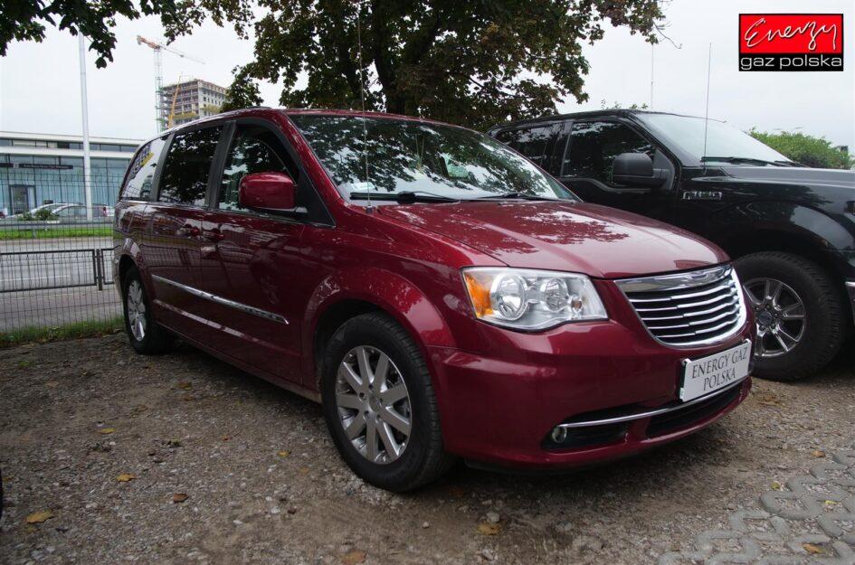 Chrysler T&C 3.6 286KM 2014R LPG