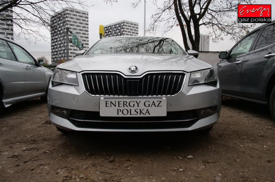 Skoda SuperB 1.4 150km 2016r LPG