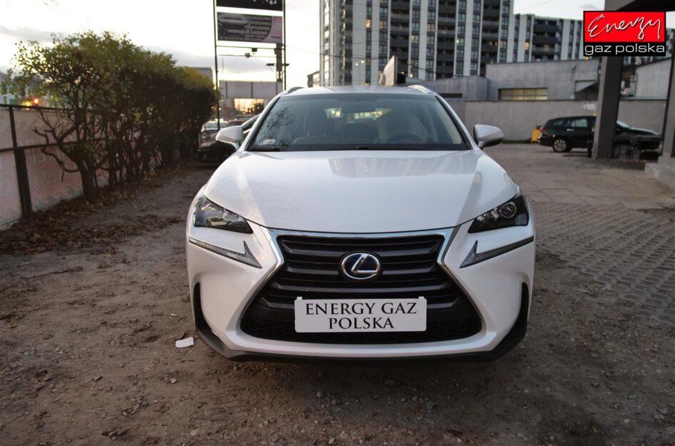 Lexus NX300H 2.4 155km 2014km LPG