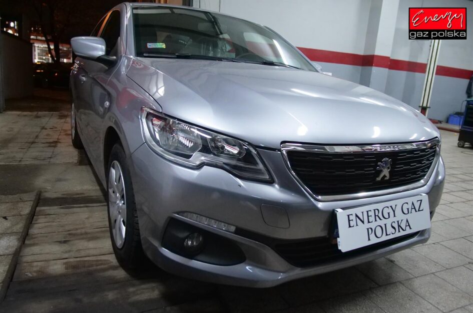 Peugeot 301 1.6. 120km 2014R LPG