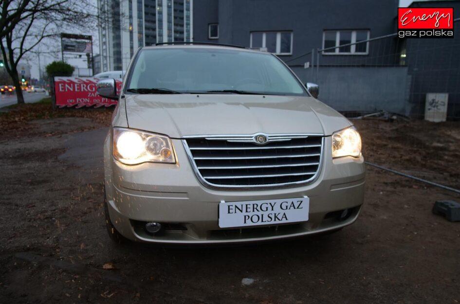 Chrysler T&C 4.0 257km 2010R LPG