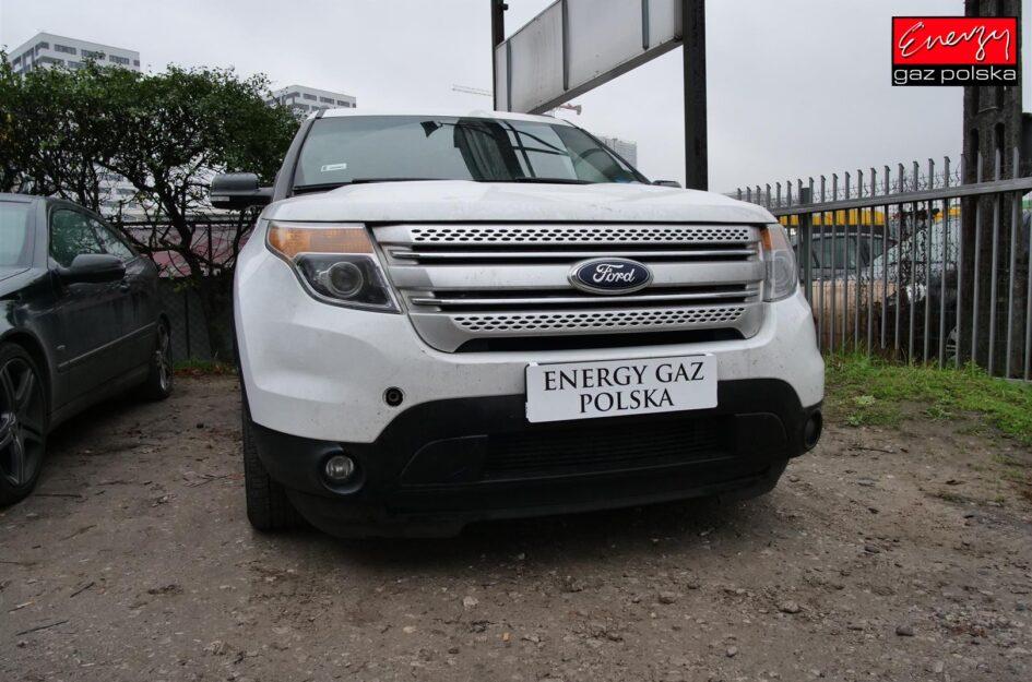 Ford Explorer 3.5 290km 2013R LPG