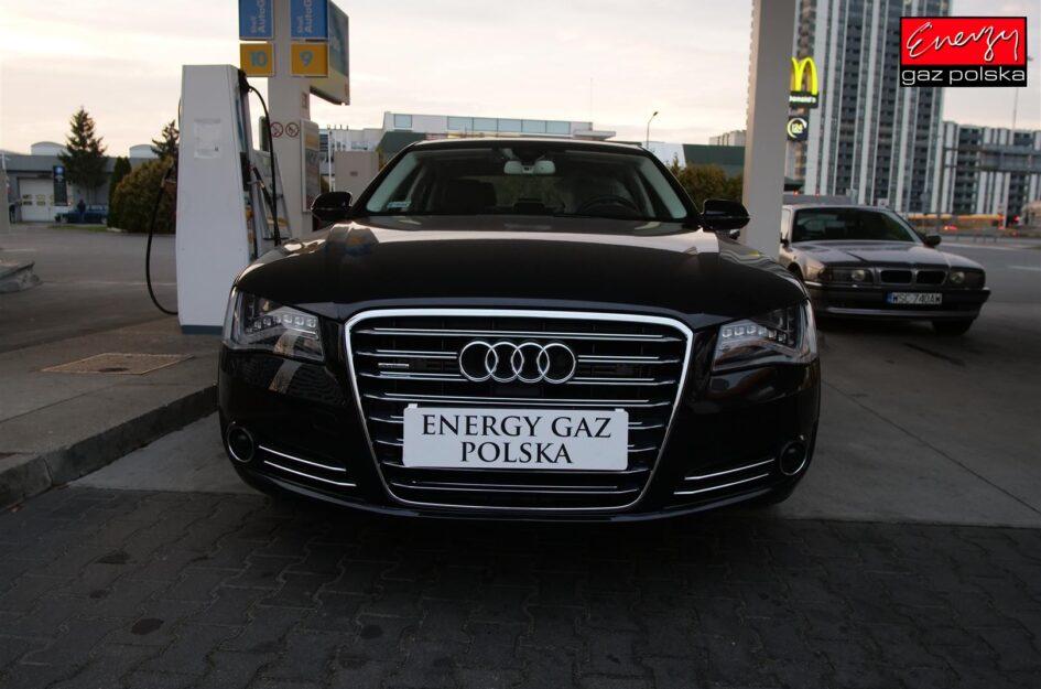 Audi A8 4.2 373km 2011r LPG