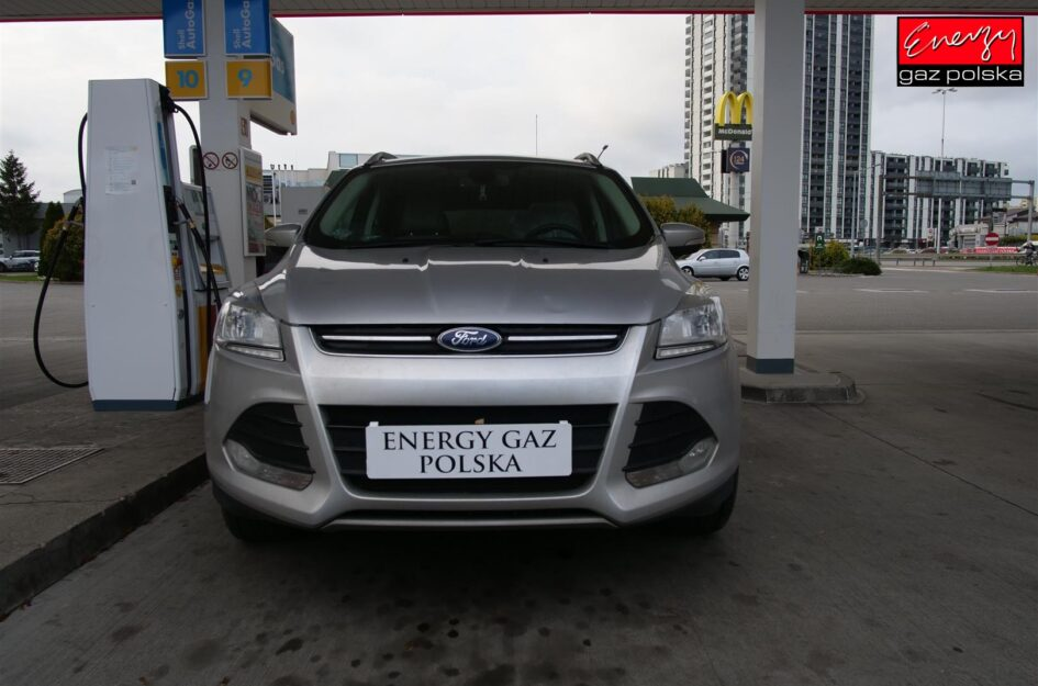 Ford Escape 2.0 ECOBOOST 2014r LPG