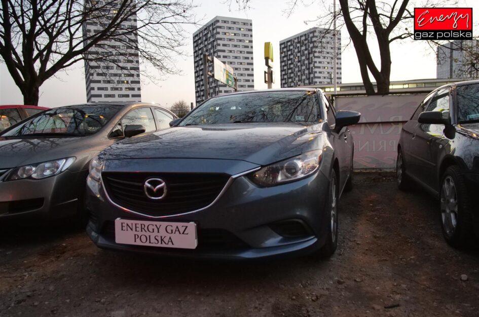 Mazda 6 2.5 2015 192km 2015r LPG