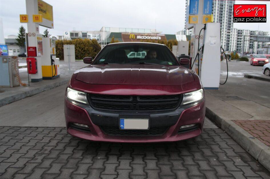 Dodge Charger 5.7 HEMI 372KM 2010r LPG