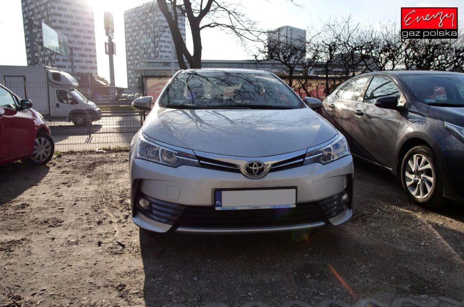 Toyota Corolla 1.6 132KM 2019R LPG