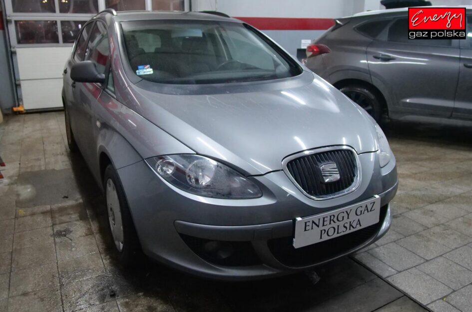 Seat Altea XL 1.6 105KM 2008r LPG