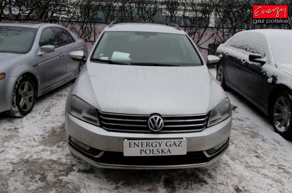 Volkswagen Passat 2.0 213KM 2012r LPG