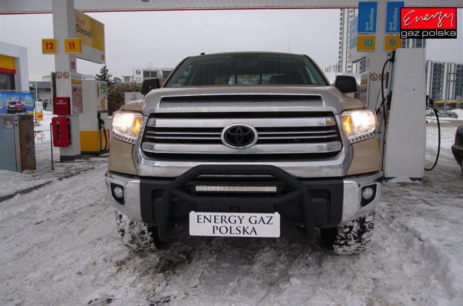 Toyota Tundra 5.7 381KM 2017r LPG