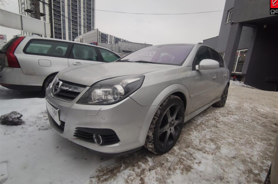 Opel Signum 2.8 250KM 2007R LPG
