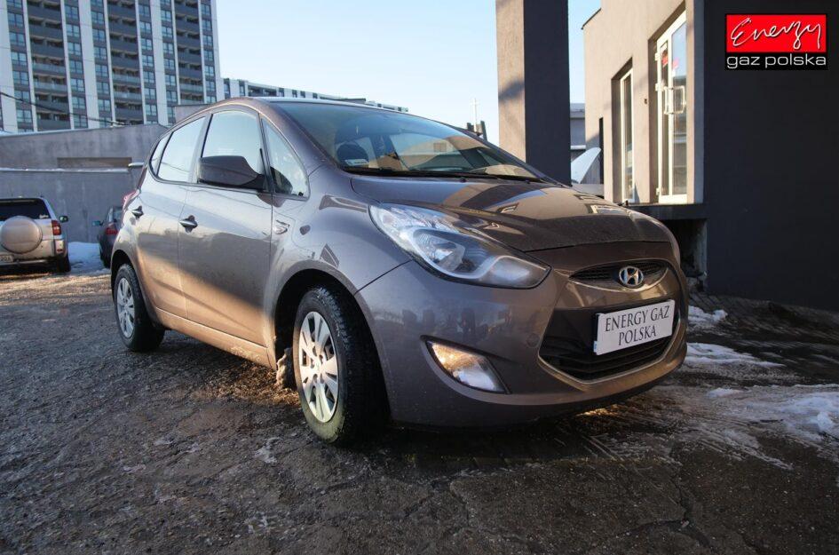 Hyundai IX20 1.6 125KM 2014r LPG