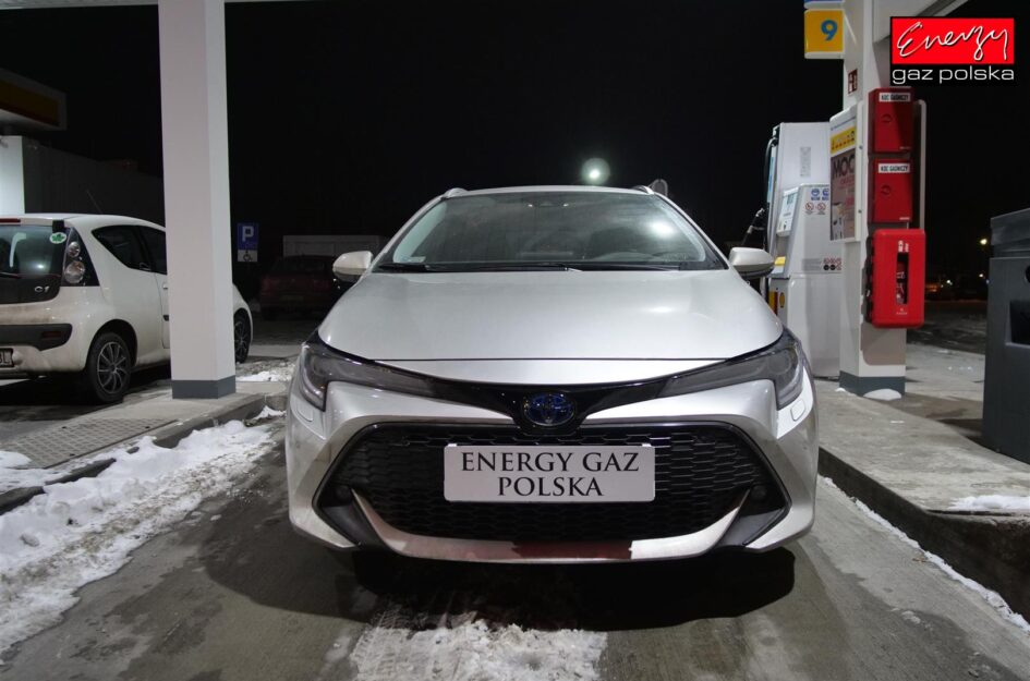 Toyota Corolla Hybrid 1.8 110KM 2019r LPG