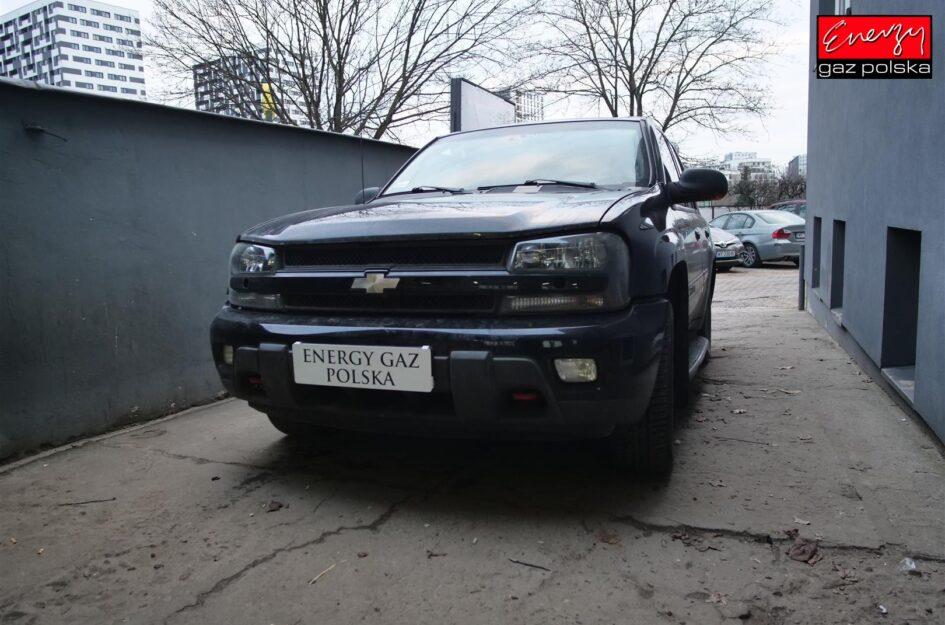 Chevrolet TrailBlazer 4.2 273KM 2002r LPG