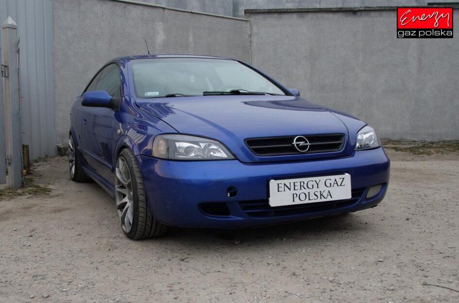 Opel Astra Bertone 3.0 260KM 2002r LPG