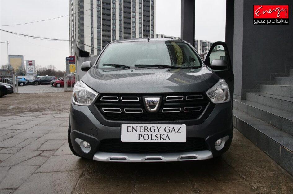 Dacia Lodgy 1.6 102KM 2018r LPG