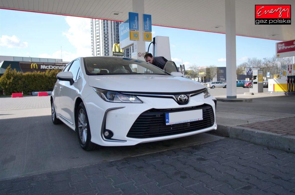 Toyota Corolla 1.6 132KM 2020r LPG