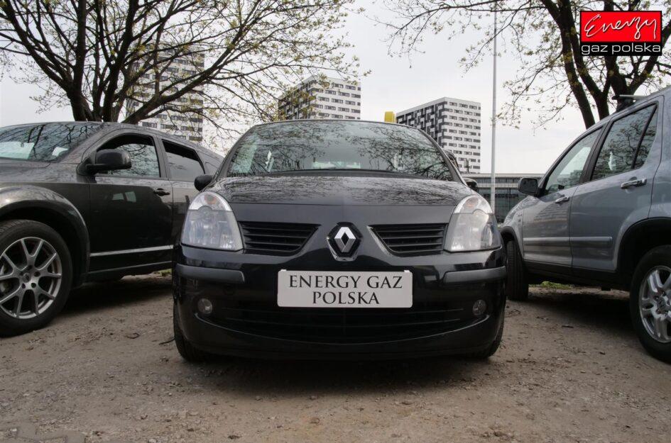 Renault Modus 1.6 110KM 2006r LPG