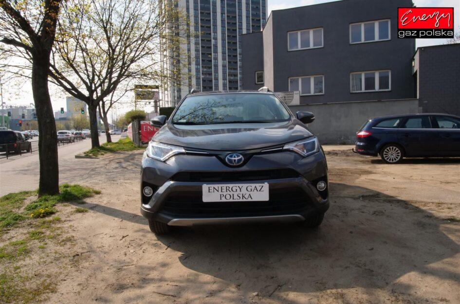 Toyota Rav4 2.5 194KM 2017r LPG