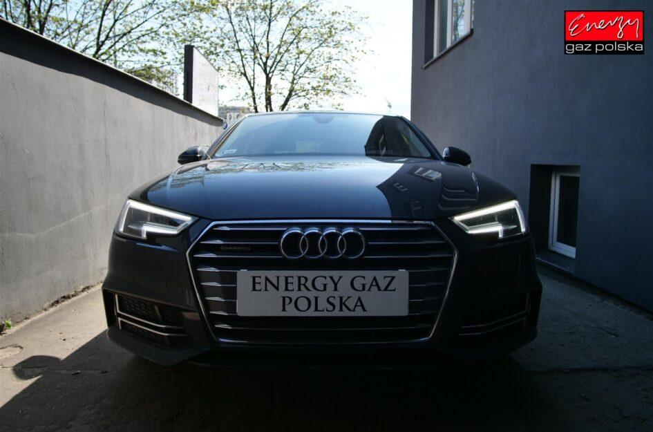 Audi A4 2.0 254KM 2017r LPG