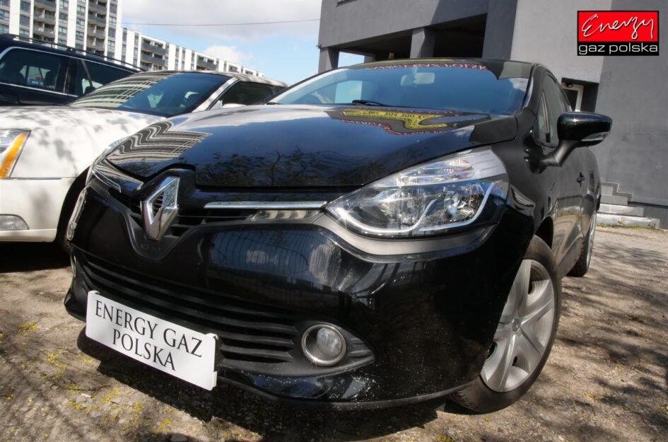 Renault Clio 0.9 90KM 2013r LPG