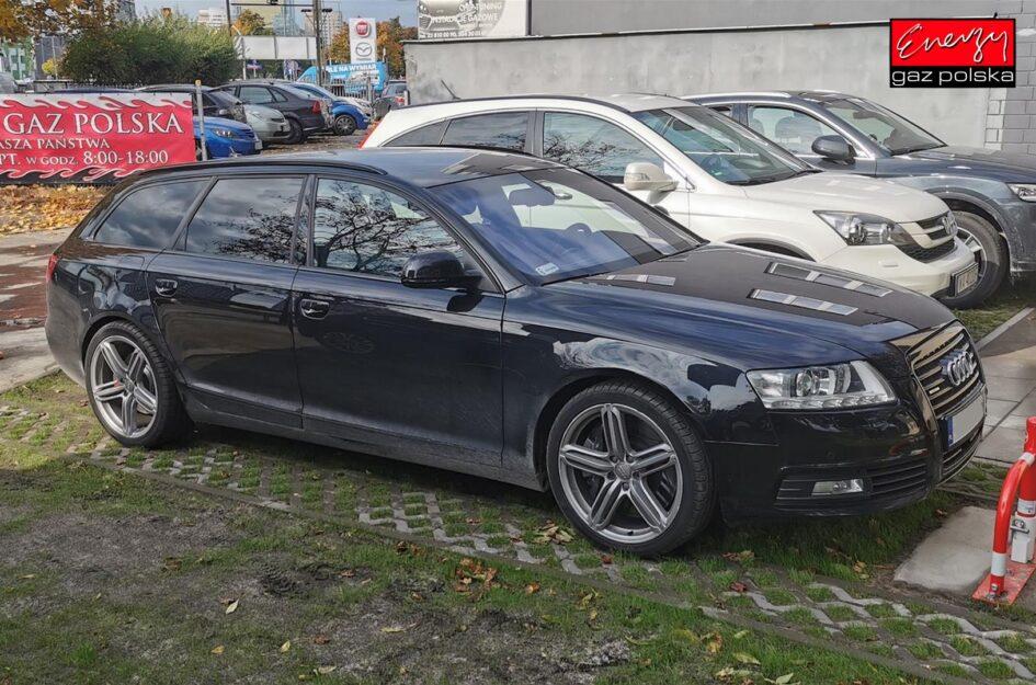 Audi A6 C6 3.0 TFSI 450KM 2009 LPG