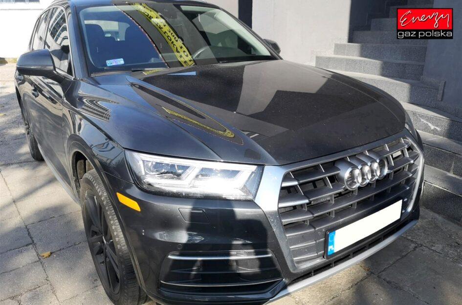 Audi Q5 2.0 TFSI 252KM 2018 LPG
