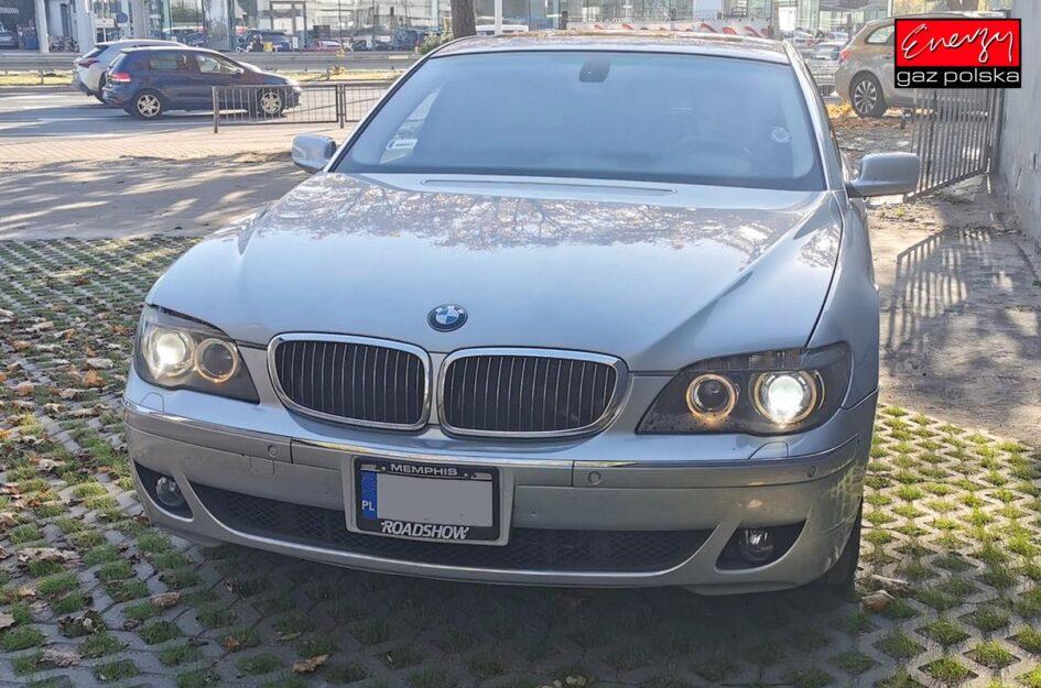 BMW E66 4.8 367KM 2008R LPG